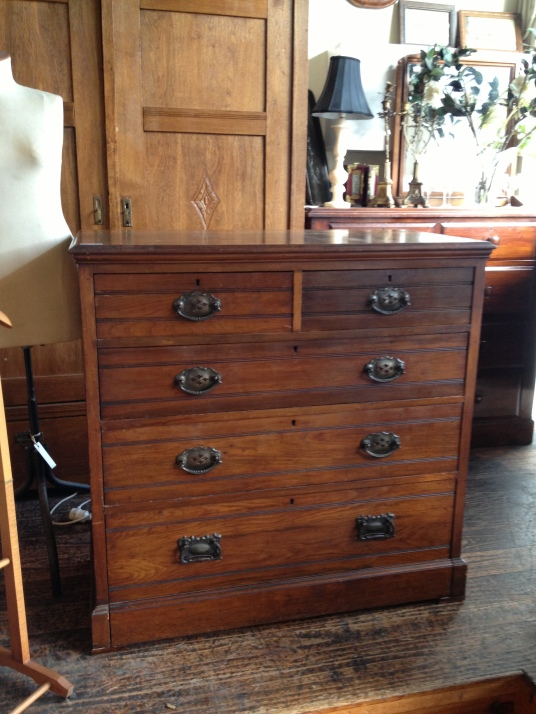 Edwardian chest