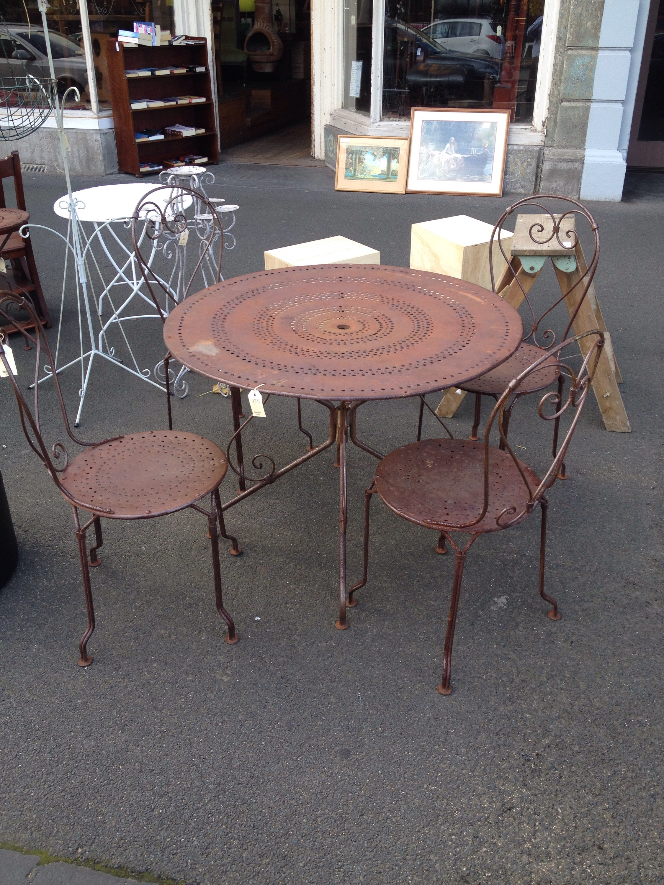 French Outdoor Furniture Melbourne